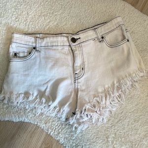 BDG Urban Outfitters Distressed Denim Shorts